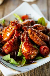 Yings Appetizers