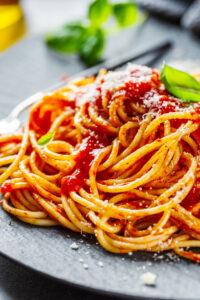 yings spaghetti italian
