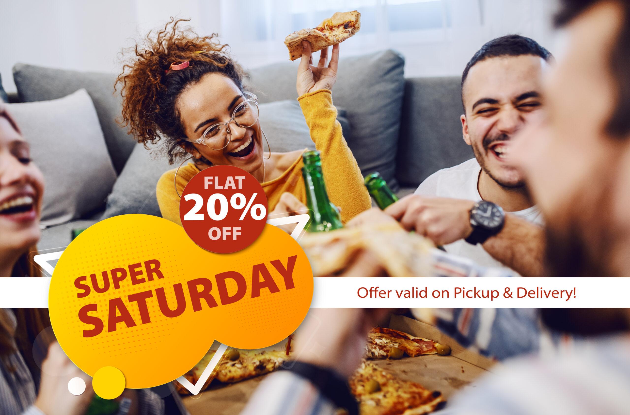 Yings Saturday 20% Off